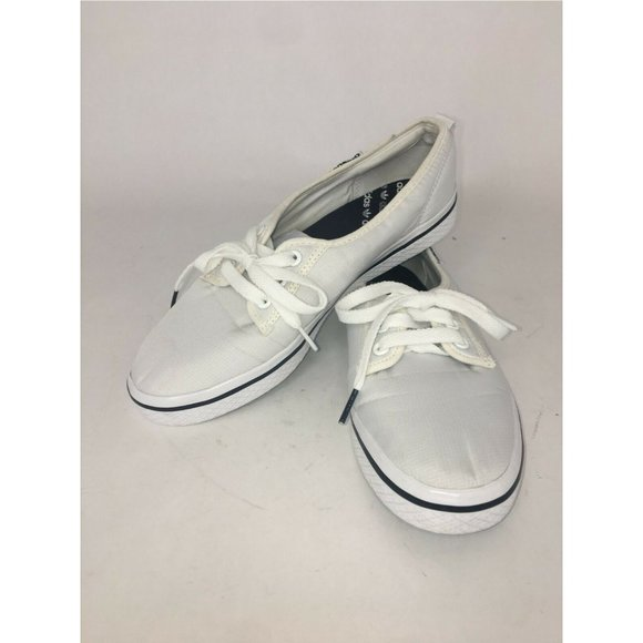 Adidas Women Sneaker White Casual Comfy Shoes Flat